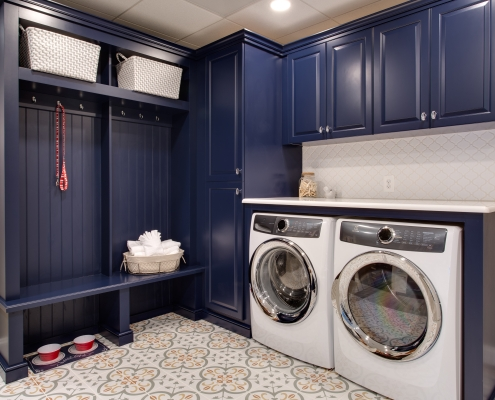 foster remodeling laundry room