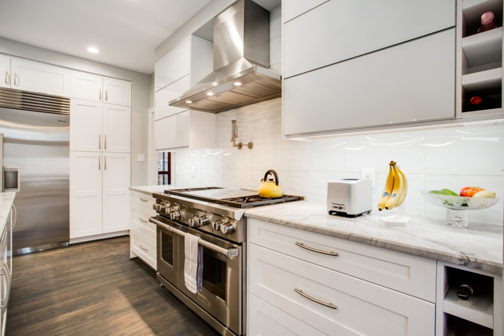 The Kitchen Work Triangle - Foster Remodeling Company