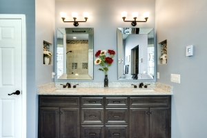 bathroom remodeling for two!