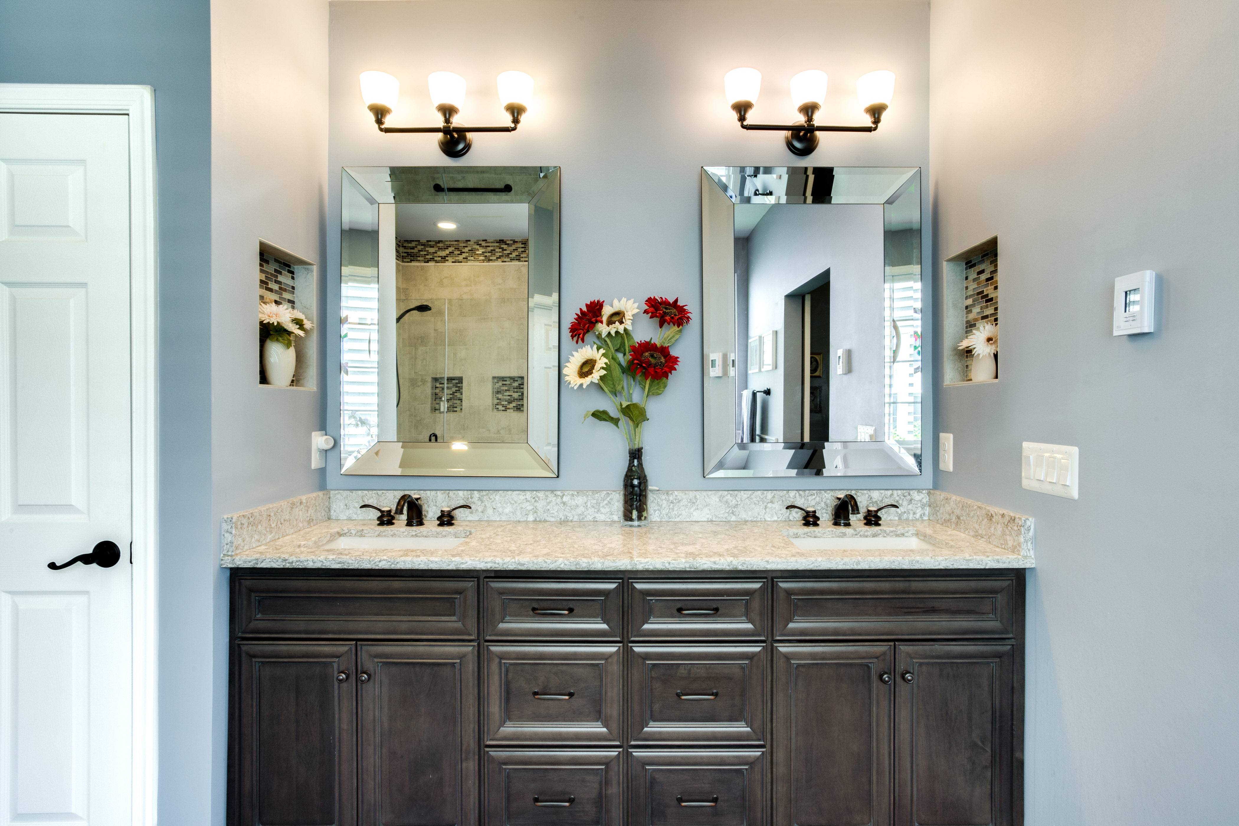 Foster Remodeling Solutions, Inc. are the bathroom remodel experts!