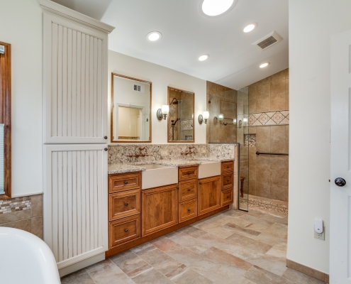 bathroom remodel design-build