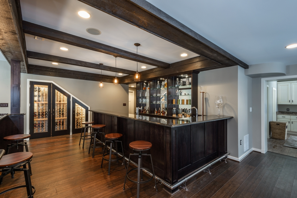 Basement Remodeling Foster Remodeling Solutions