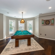 basement billiards room