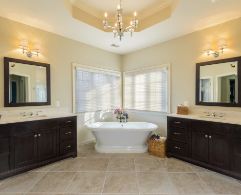 his and hers vanities for master suite