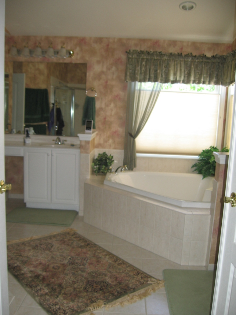 Haymarket Master Bath - before