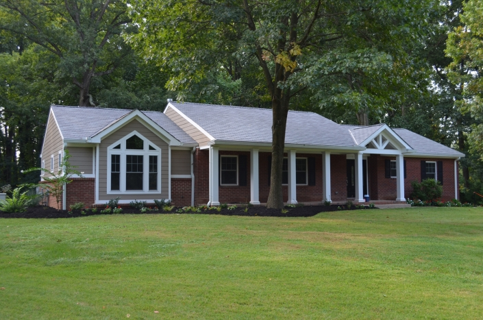 Annandale whole home remodel