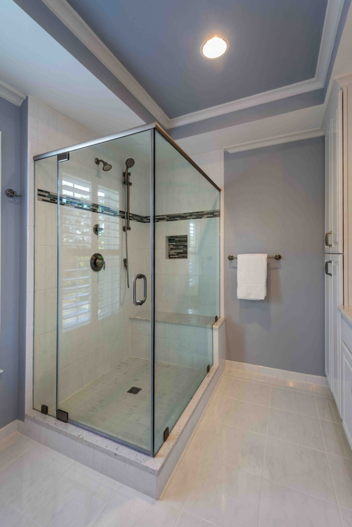 Burke Master Bath Remodel - after