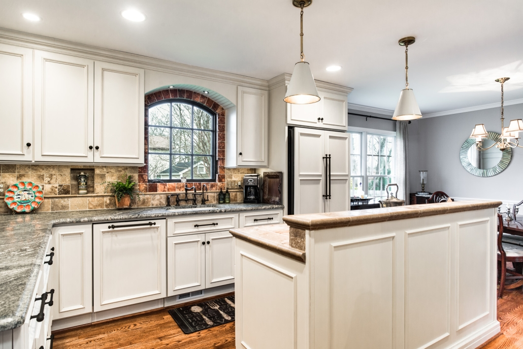Contemporary Kitchen Remodel Springfield Kitchen Remodel Alexandria Kitchen  Remodel ...