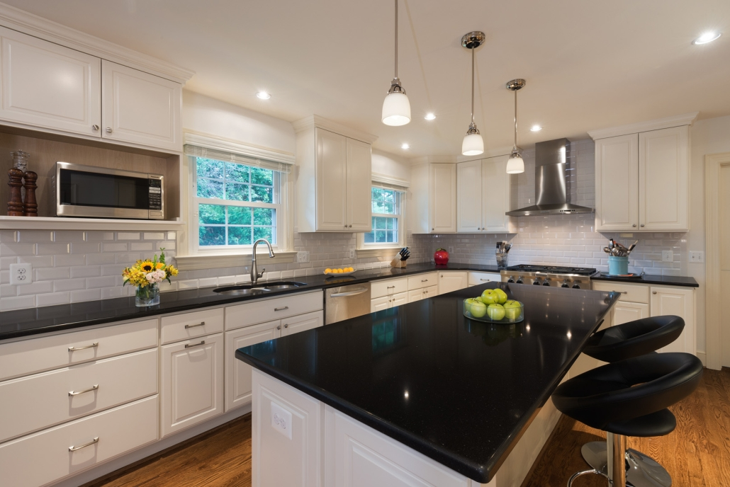 Alexandria Kitchen Remodel Foster Remodeling Company - Kitchen remodeling alexandria va