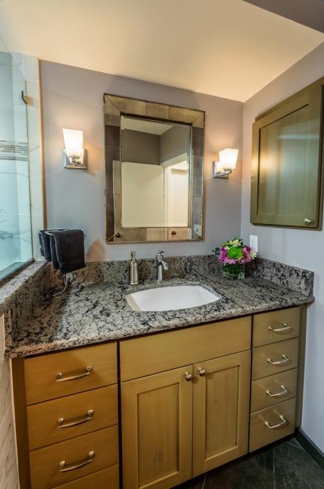Arlington Bathroom Remodel Foster Remodeling Company - Cheap bathroom remodel company