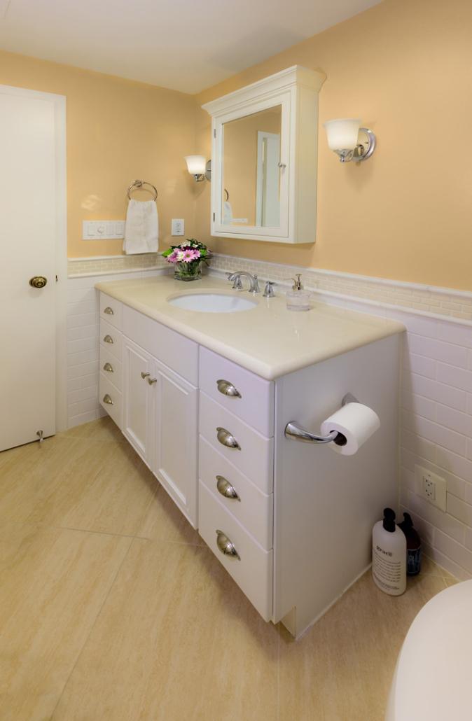 Arlington bathroom remodel foster remodeling company Bathroom remodeling arlington va