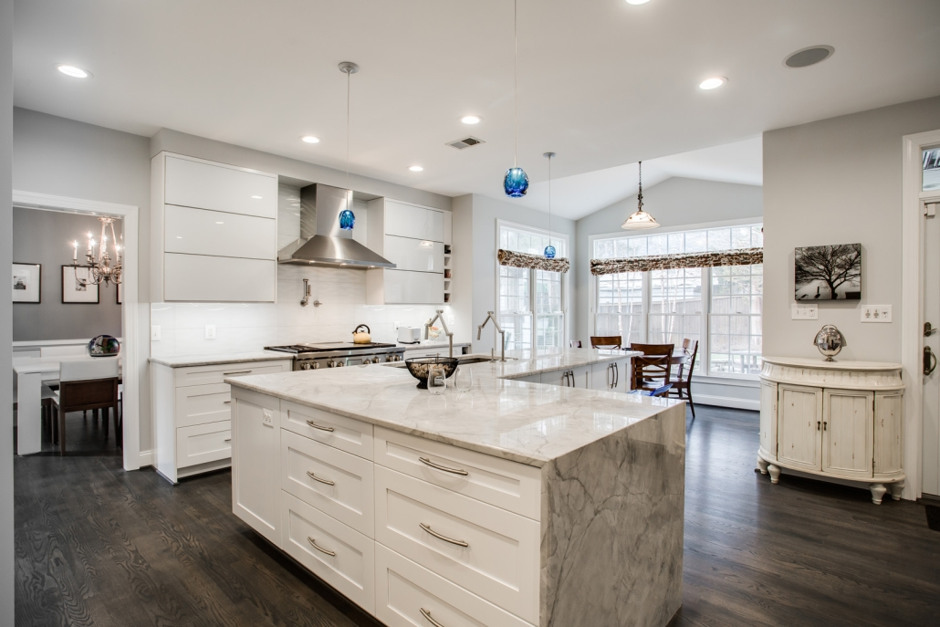 New kitchen remodel foster remodeling company for Kitchen remodeling arlington va