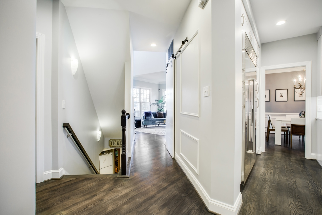 Arlington Interior Remodel