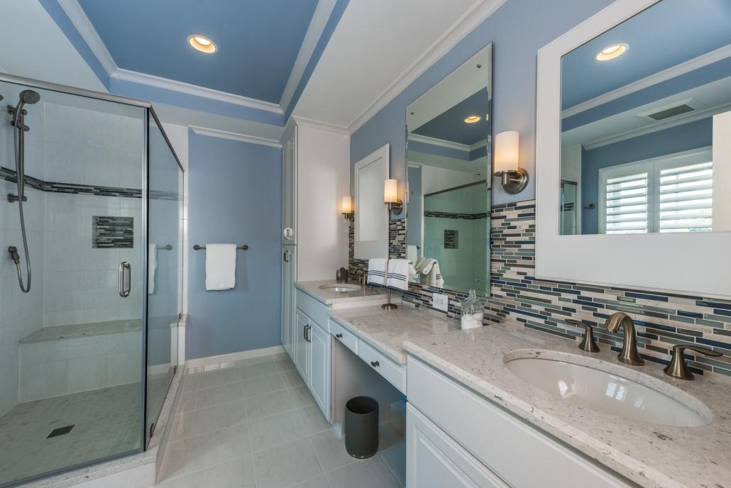 Burke Master Bath Remodel