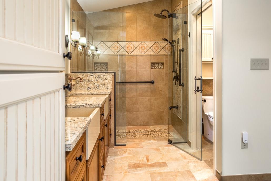 Centreville Bathroom Remodel