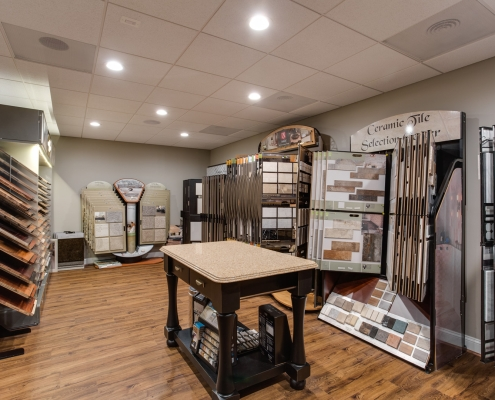 Foster Remodeling Showroom