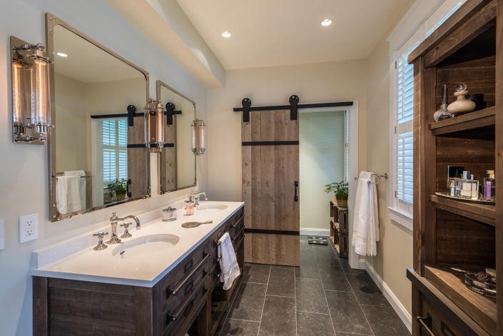 Home Additions Great Falls custom Master Bath Remodel