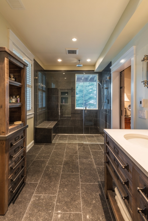 Great Falls custom Master Bath Remodel