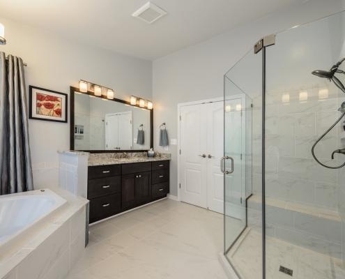 Haymarket Master Bath Remodel