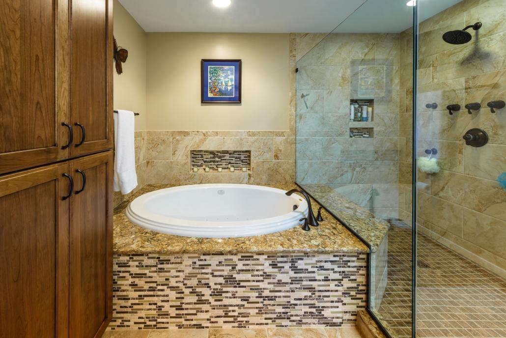 Manassas Master Bath Remodel