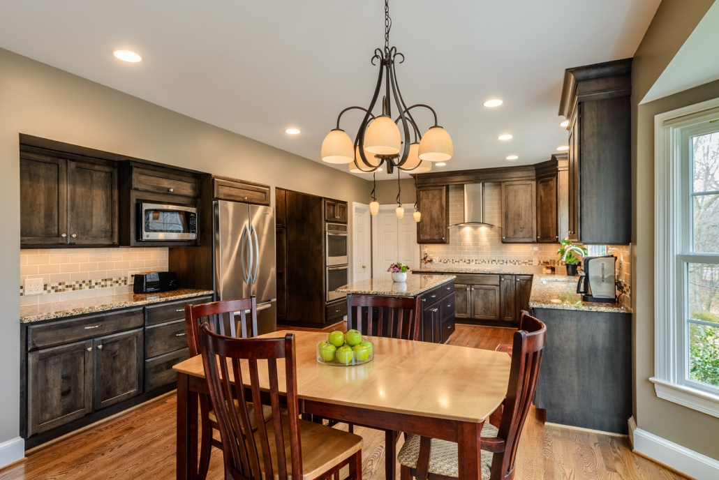Reston Kitchen Remodel