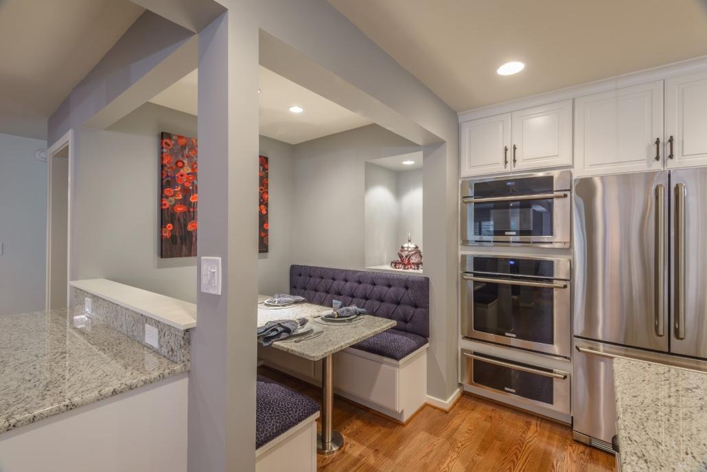 Reston custom Kitchen Remodel