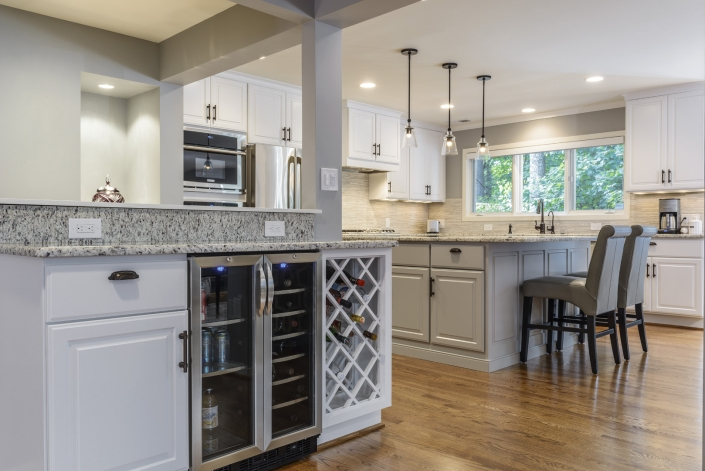 Reston custom Kitchen Remodel