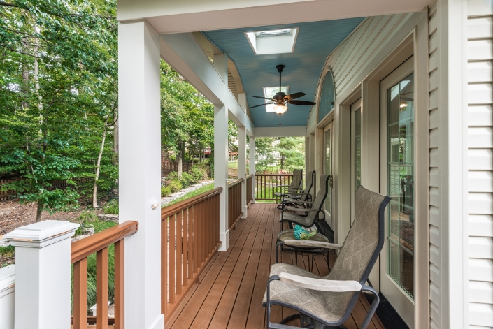 Springfield Sunroom and Deck