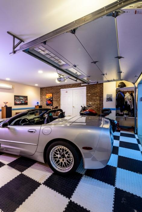 Vienna Garage and Sunroom Addition