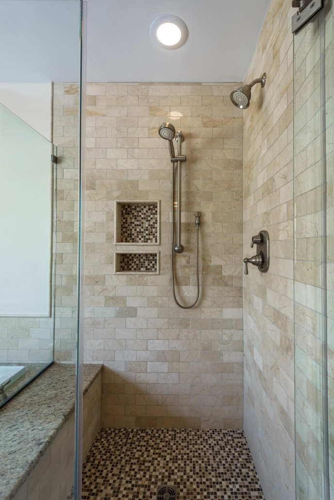 Woodbridge Master Bath Remodel Foster Remodeling Solutions