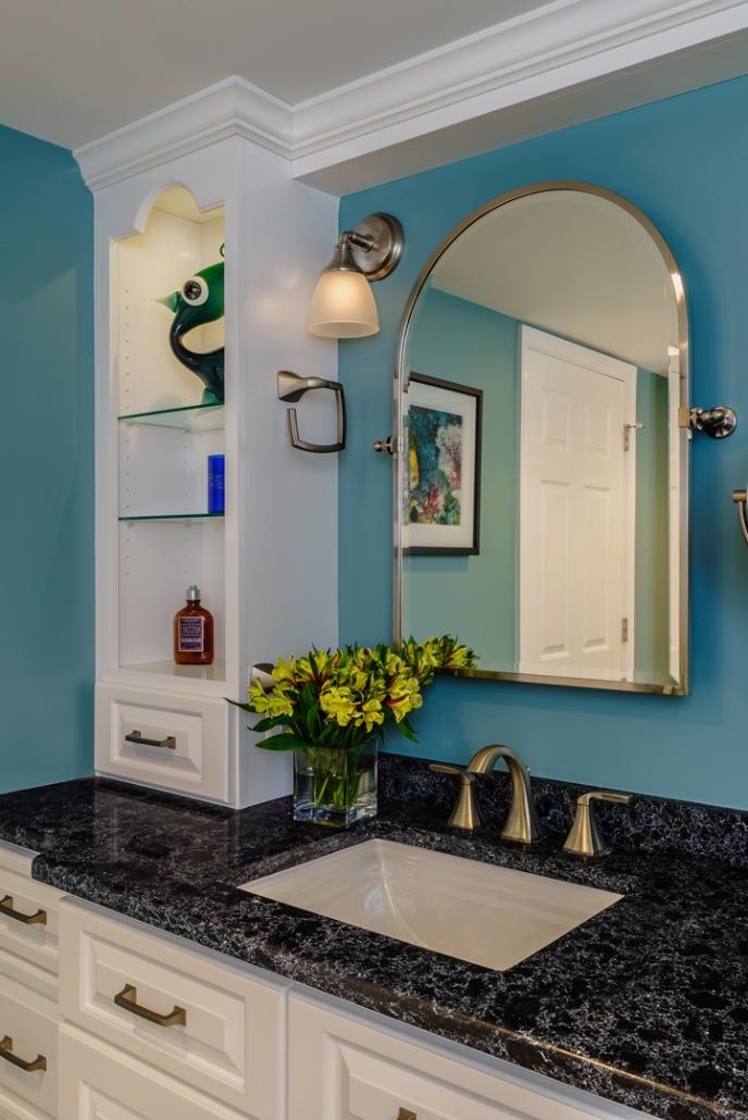 Woodbridge Master Bath Remodel