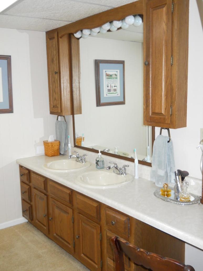 Woodbridge Master Bathroom And Fireplace Update Foster
