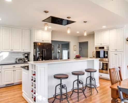 Arlington kitchen remodel