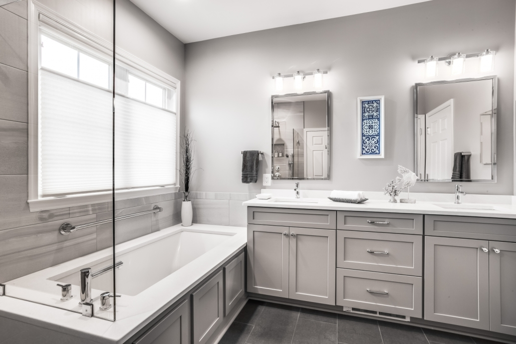 Lorton Master Bathroom