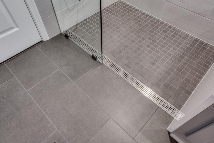 Lorton Master Bathroom remodel