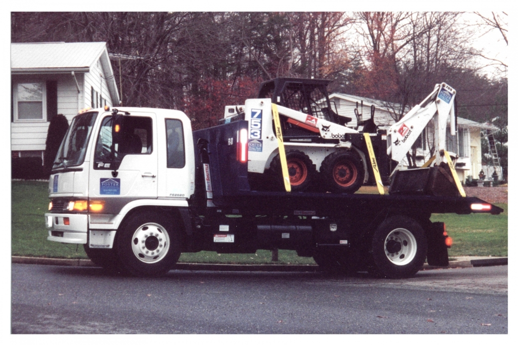 Foster Purchases Heavy  Equipment