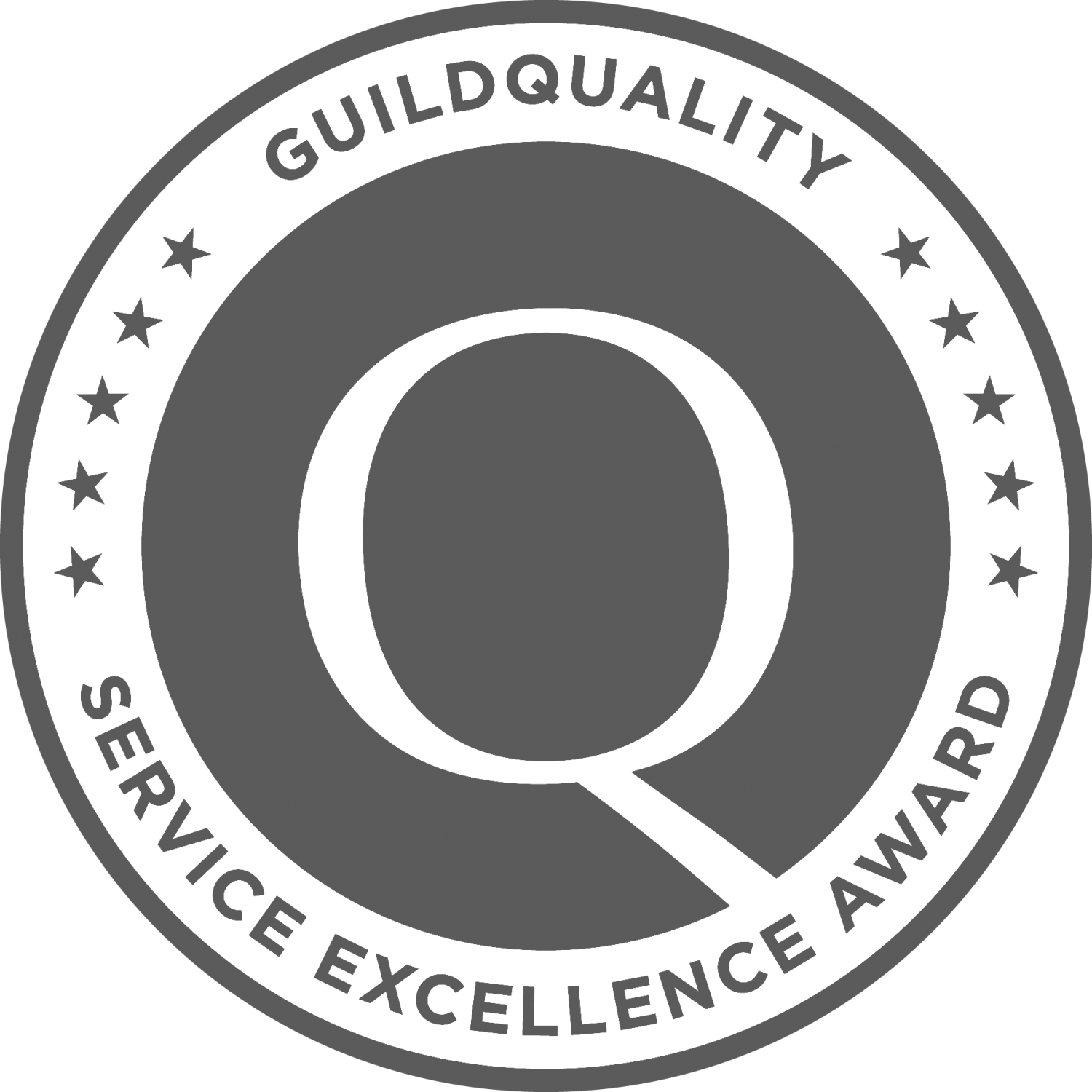 Guilde Quality Service Award