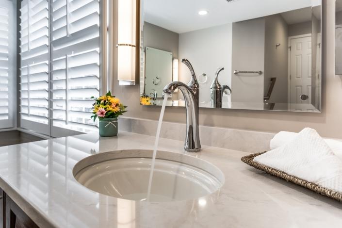 Lorton Master Bathroom - Sink