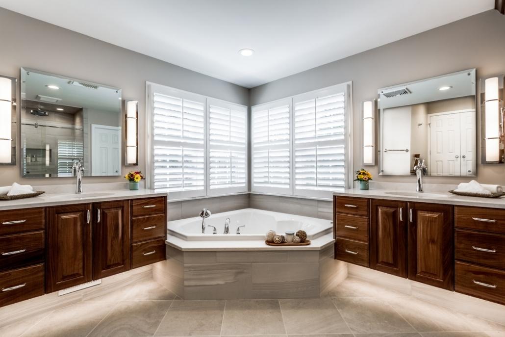 Lorton Master Bathroom
