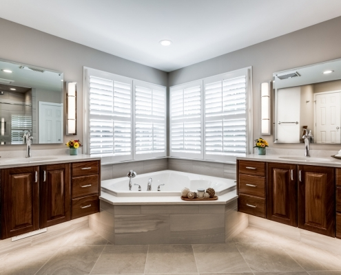 Home Additions Lorton Master Bathroom