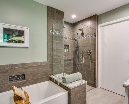 Alexandria Maste Bath Remodel