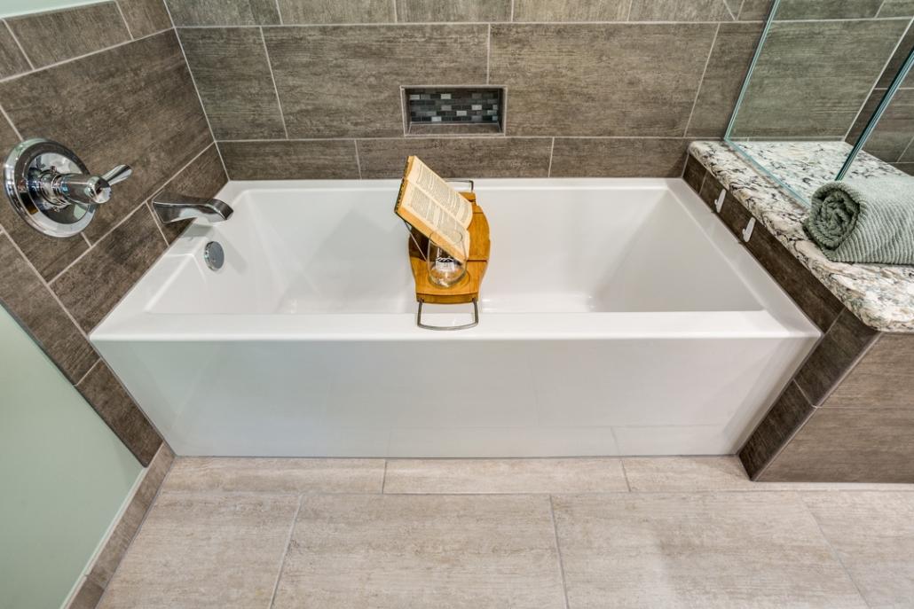 Alexandria Master Bath Remodel