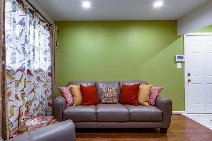 Vienna VA Family Room Remodel