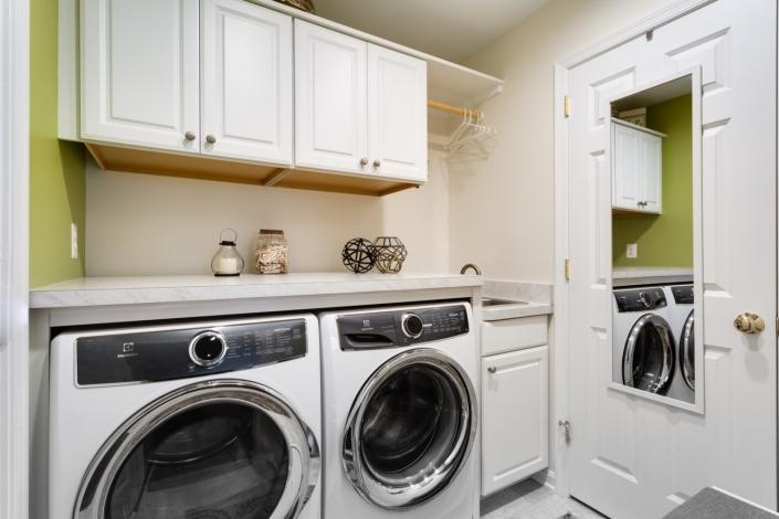 Vienna VA Laundry Room Remodel