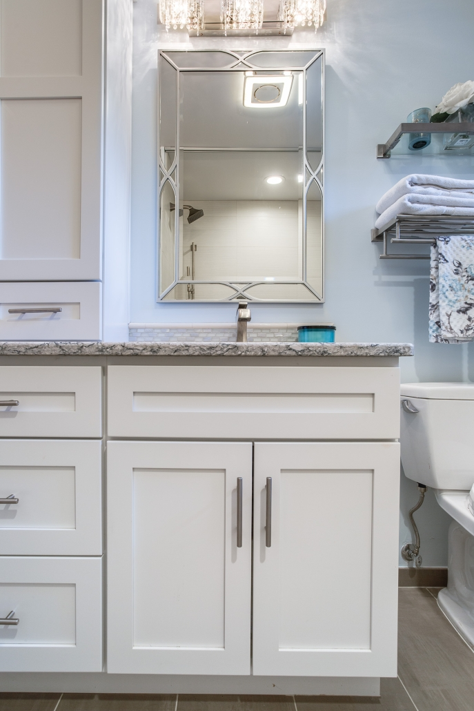 Springfield, VA Bathroom Remodel