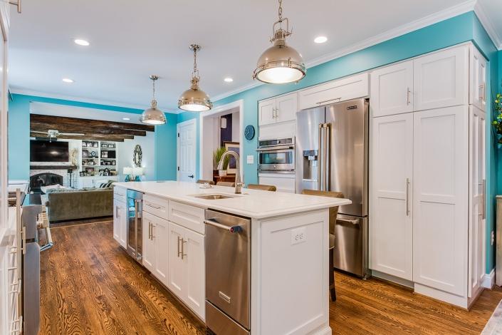 Springfield VA Kitchen remodel