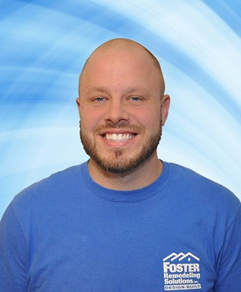 Chris Hilliard, Foster Remodeling carpenter