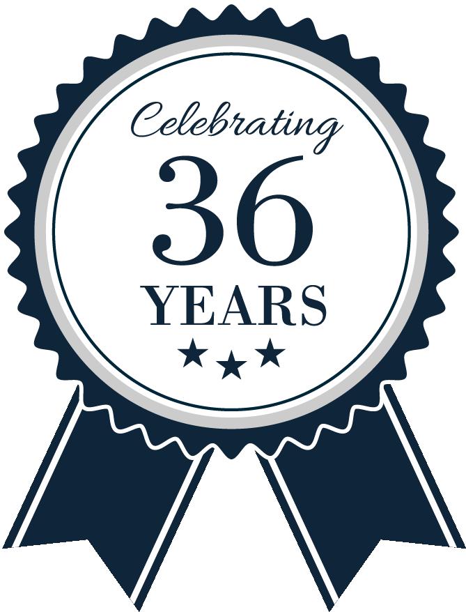 Foster Anniversary Badge