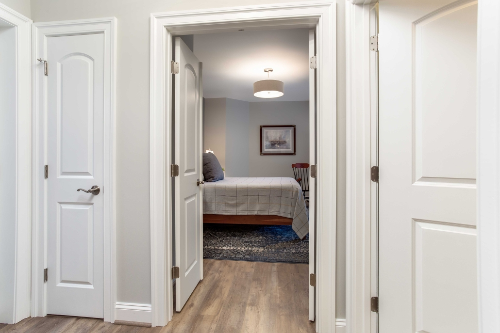 Foster Remodeling Solutions, Alexandria, VA In-law suite, basement remodeling with Solid Core doors
