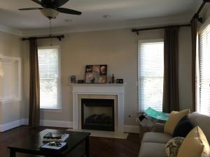 Fairfax, VA fireplace facelift before photo